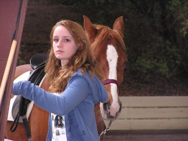 Melissa-with-her-horse